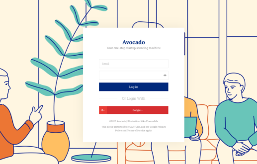 Avocado – Your One-stop Startup Sourcing Shop